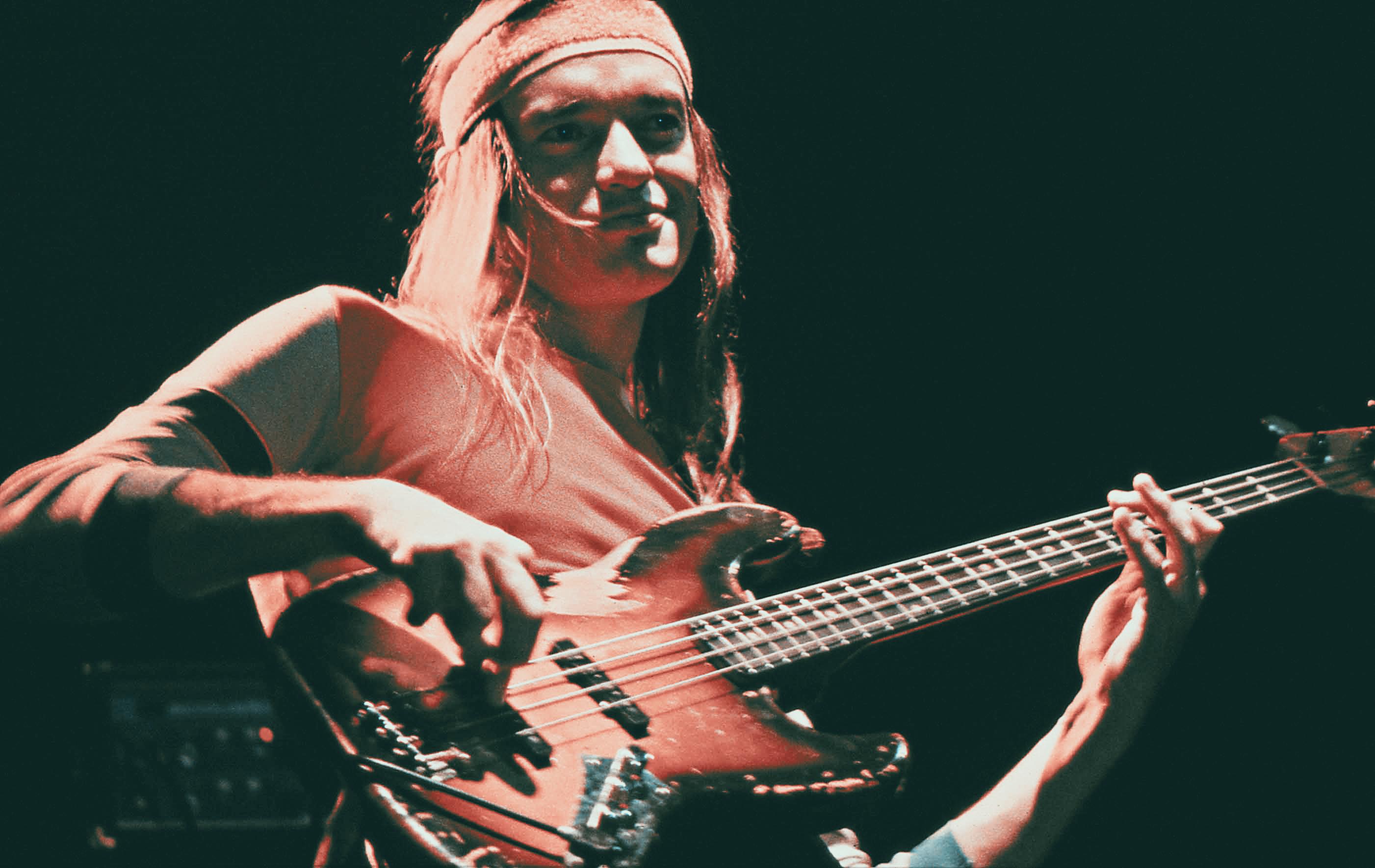 Jaco Pastorius, bassist extraordinaire